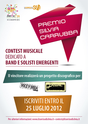 ARTErìa Festival - Contest